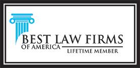 Best Law Firms Lifetime Member